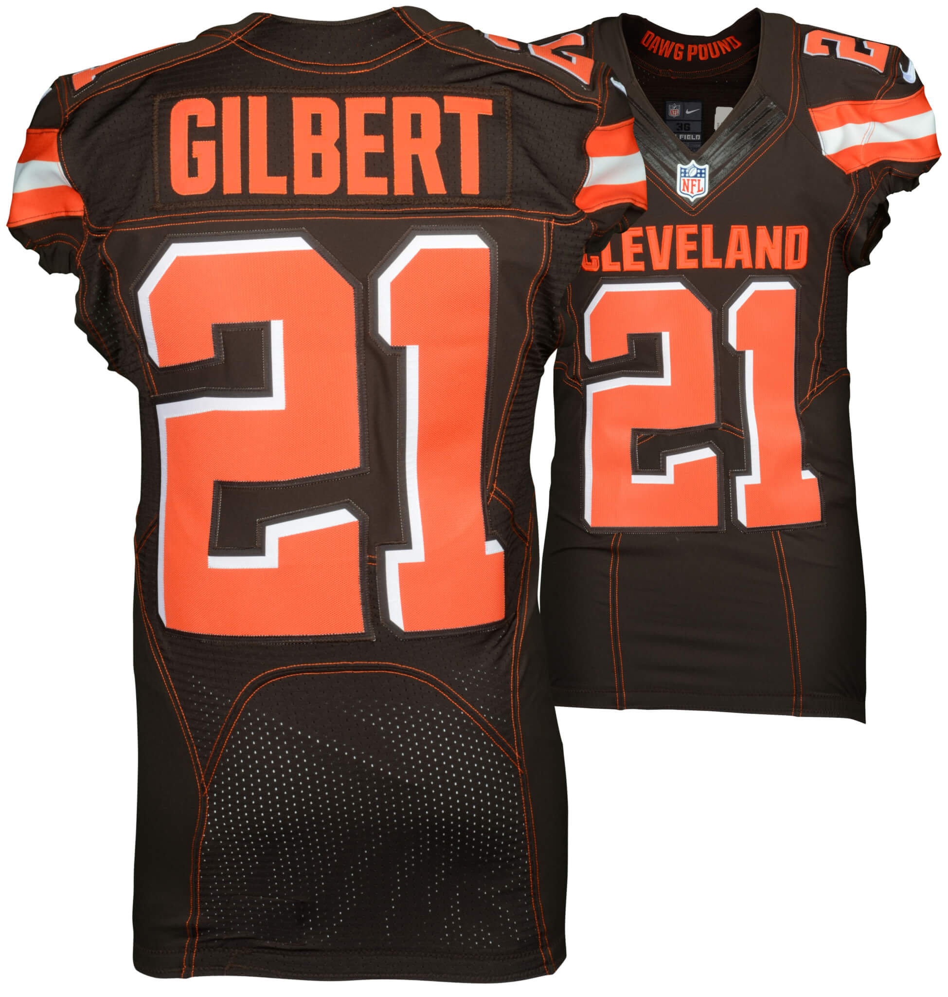 September 13, 2015 New York Jets vs. Cleveland Browns Justin Gilbert