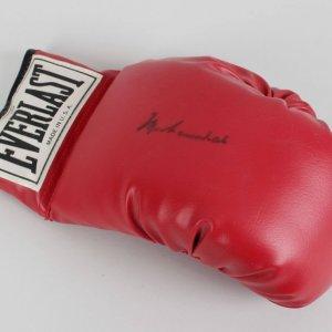 Muhammad Ali Signed Everlast Boxing Glove