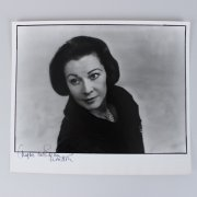 Photographer - Angus McBean Signed 11x13 Photo of Vivien Leigh (JSA)