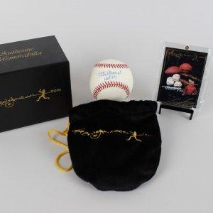Stan Musial Single Signed & Inscribed (HOF 69) Ball - Reggie Jackson.com