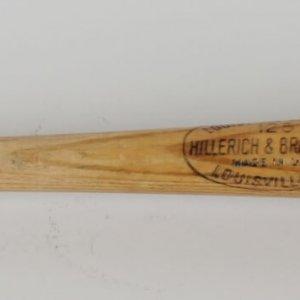 Los Angeles Dodgers Joe Simpson Game-Used HB Louisville Slugger Bat