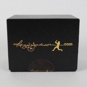 Reggie Jackson Single Signed & Inscribed (563 H R's) Ball - Reggie Jackson.com ( unopened box )