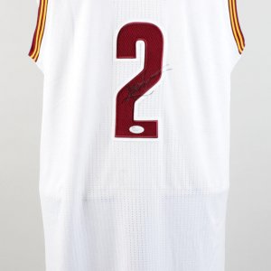 Cavaliers - Kyrie Irving Signed Authentic Game Style Jersey (JSA)