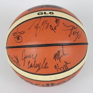 USA Team Signed Ball