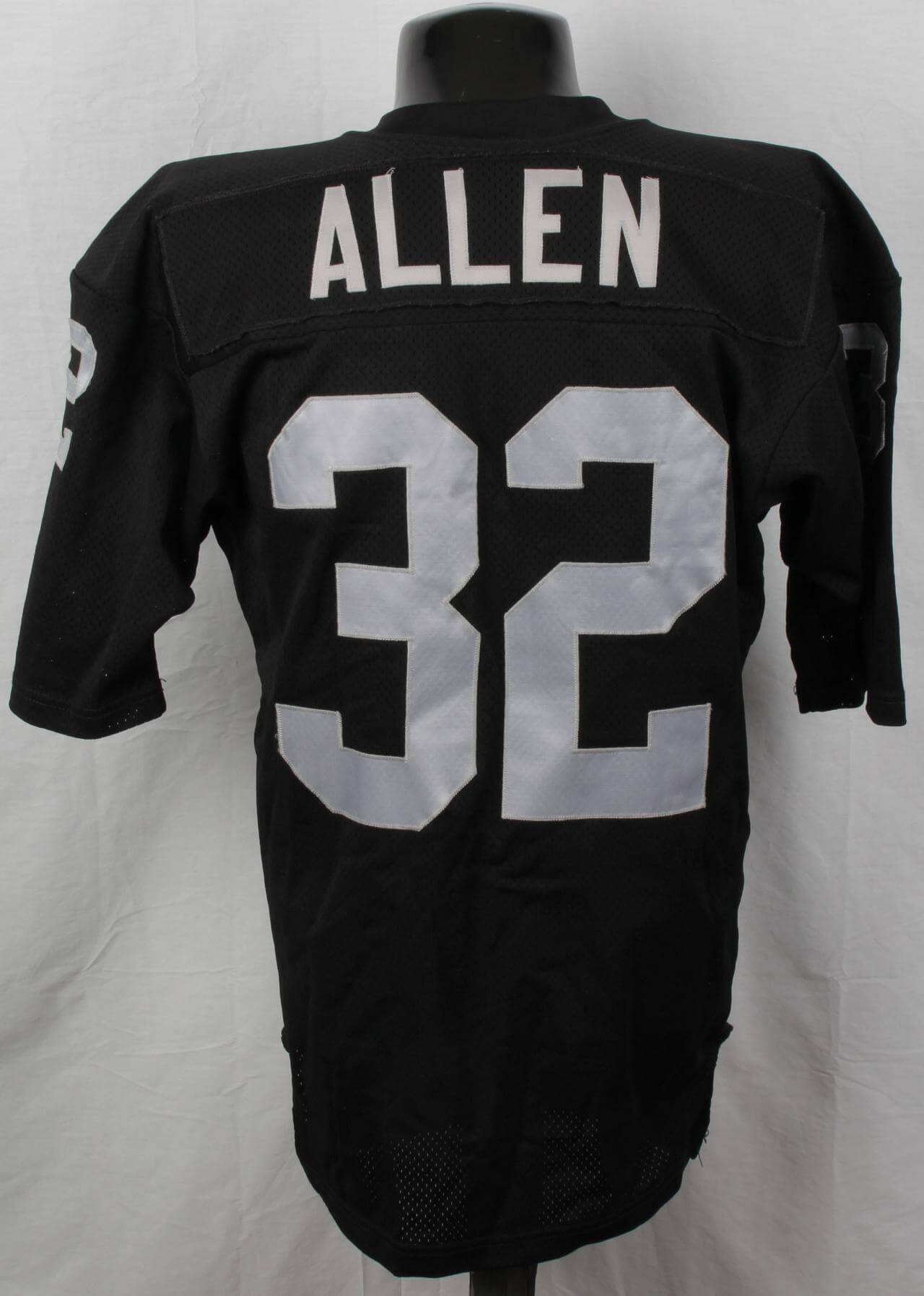 timeless design e0a7f 283eb Raiders Marcus Allen Game-Worn Jersey (Team Sourced)