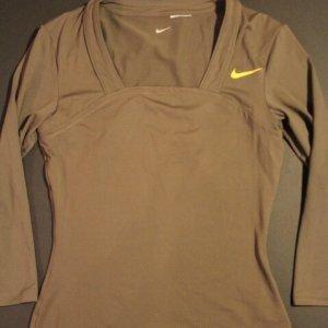 A Maria Sharapova Game-Used Custom Nike Tennis Top.  2010 WTA Season.