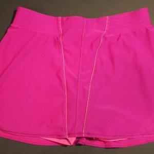 A Serena Williams Game-Used Custom Nike Tennis Skirt.  2008 Hopman Cup.