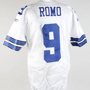 2008 Dallas Cowboys - Tony Romo Game-Worn Jersey vs. Philadelphia Eagles 9/15/08 (Prova Tagging, Photomatch)