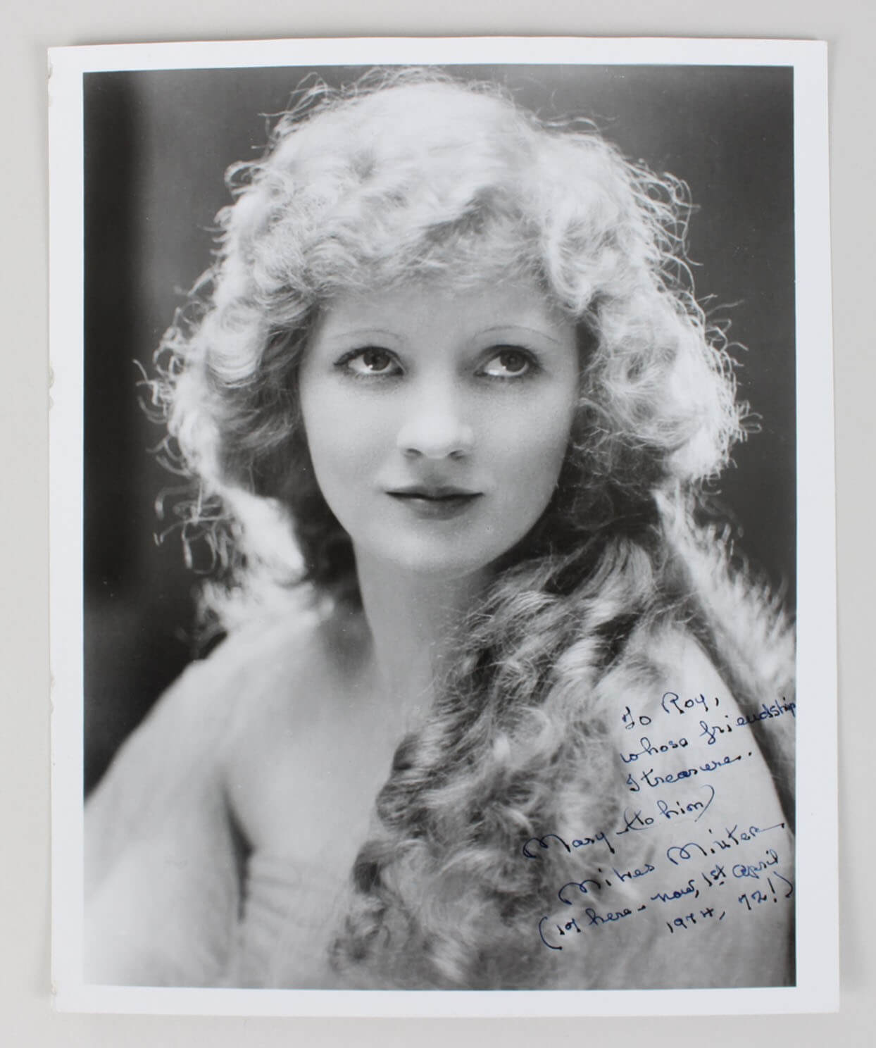 Mary Miles Minter Mary Miles Minter new picture
