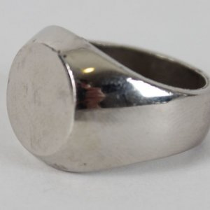 Warrant Rock Band - Jani Lane's Personal Ring Worn on His Wedding Day (Provenance LOA)