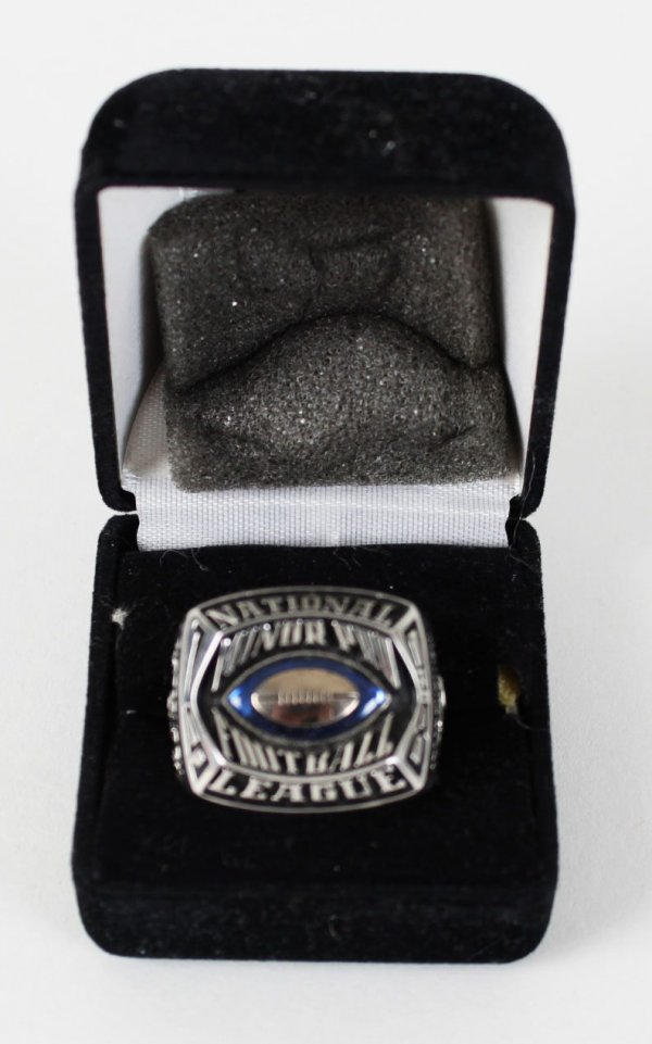 1998 Pittsburgh Colts League Champs Ring