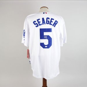 Los Angeles Dodgers - Cory Seager Signed Authentic Jersey (JSA)