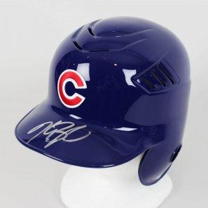 Cubs - R.O.Y. Kris Bryant Signed Authentic Helmet (JSA)