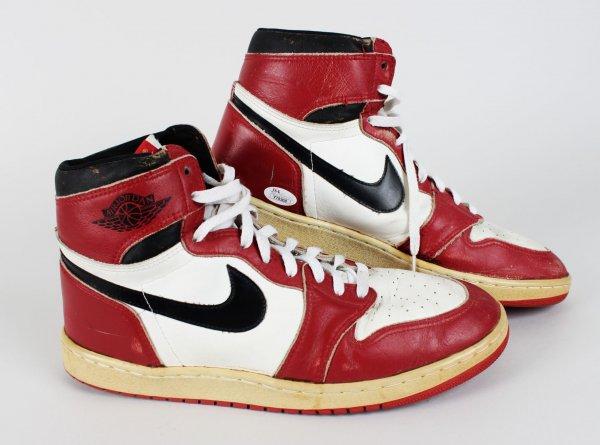 Air Jordans Game Worn