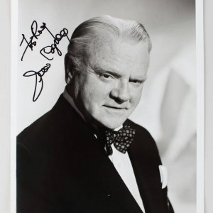 The Public Enemy - James Cagney Signed 8x10 Photo (JSA)