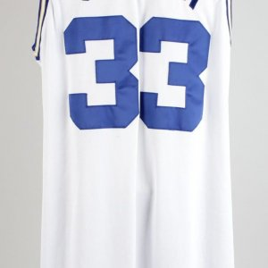 2008-09 Indiana Pacers - Roy Hibbert Game-Worn Pacers 1967-68 Throwback Jersey