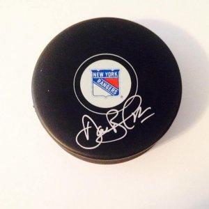 New York Rangers Dan Boyle signed Puck