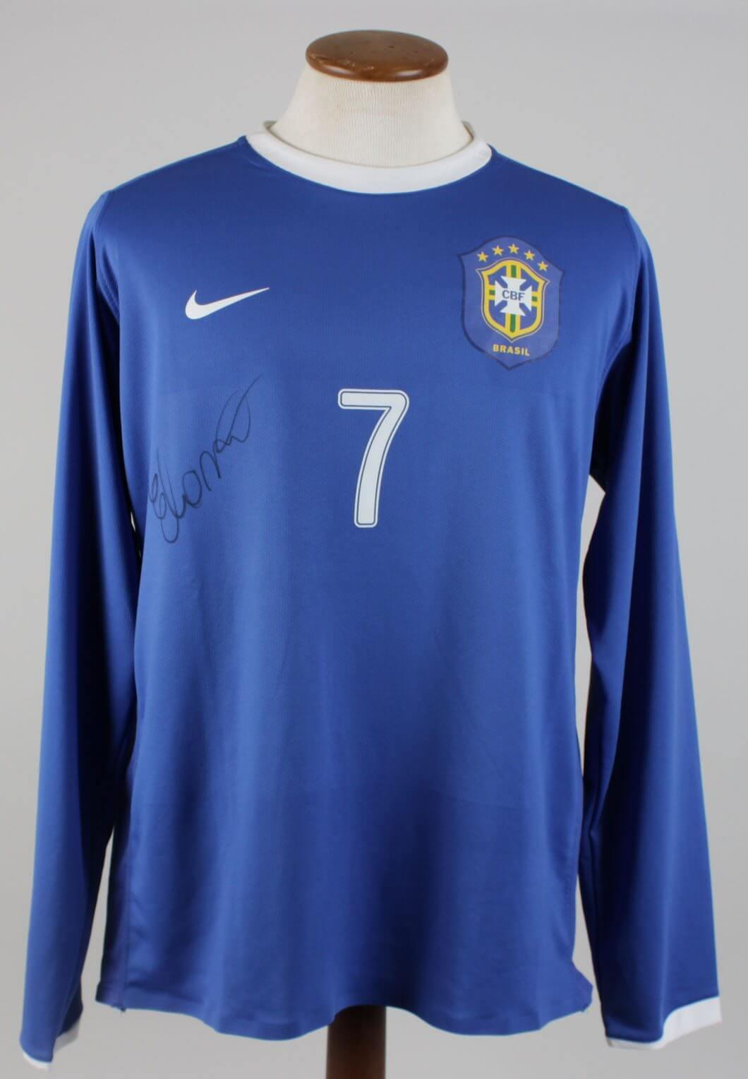 Elano Match-Worn Signed, Shirt53925_01