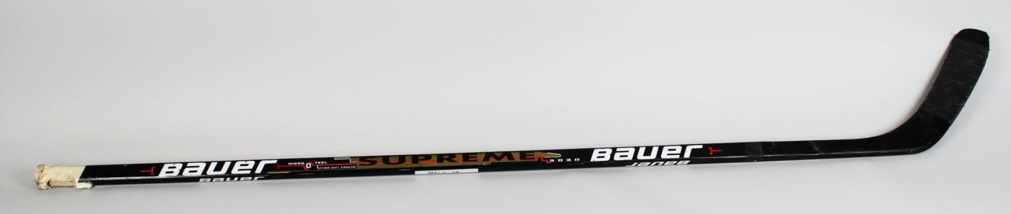 Darryl Sydor Game-Used Hockey Stick Kings - COA