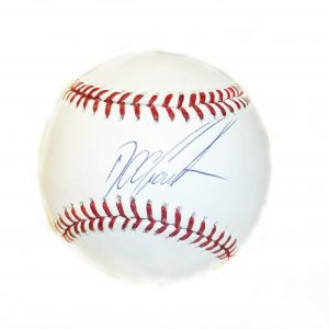 Doc Gooden Signed Rawlings Official Game Ball