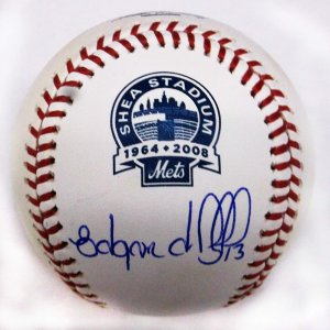 New York Mets Edgardo Alfonzo Signed Rawlings Official All-star