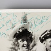 1950s Transgender Advocate - Actress Christine Jorgensen Signed & Inscribed 8x10 Photo - COA
