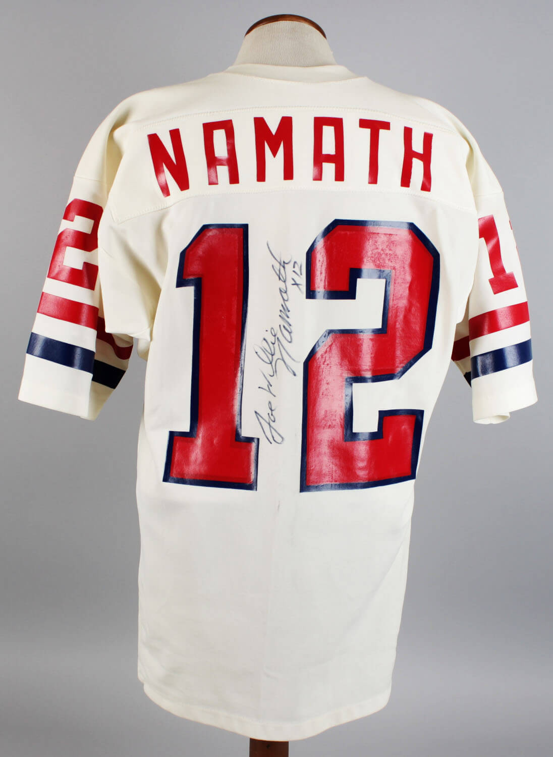 low priced 93067 595df 1972 Pro Bowl - New York Jets - Joe Namath Game-Worn, Signed Jersey  (Provenance LOA, JSA)