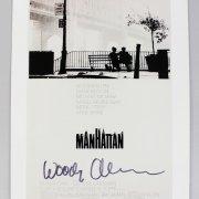 Entertainment Lot Signed 8x10 Photos (8) - Douglas Fairbanks, Jr., John Gielgud, Woody Allen etc. - JSA