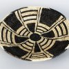 Pima Popoga Native Indian Weaved Parching Tray Basket
