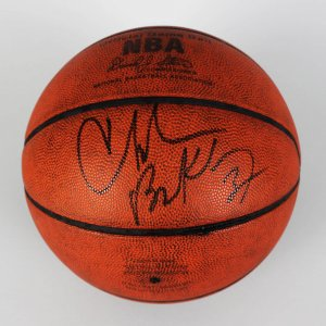 Charles Barkley- Philadelphia 76ers Game-Used, Signed Official Basketball - JSA