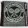 1997 Wimbeldon - Pete Sampras Game-Used Signed Towel (JSA COA)
