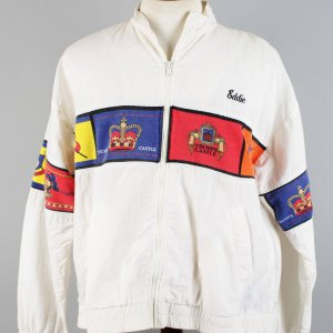 Boxing Legend - Eddie Futch Personal Worn Jacket From Trump Castle Atlantic City Boxing Camp (Futch Collection)