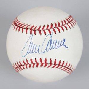New York Mets - Tom Seaver Single Signed ONL (Feeney) Baseball - COA