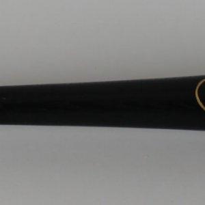 Boston Red Sox - Carl Yastrzemski Signed Triple Crown Black Bat - JSA