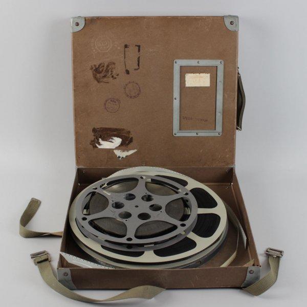 Marilyn Monroe Gentlemen Prefer Blondes 16 MM 2000ft Film Movie Reel (2) + 1