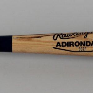 Jeff Bagwell Houston Astros Signed Baseball Bat - JSA