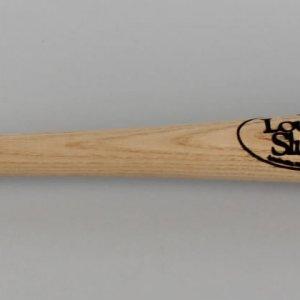 """Chicago White Sox - Carlton Fisk Signed & Inscribed """"72"""" Player Model Bat - JSA"""