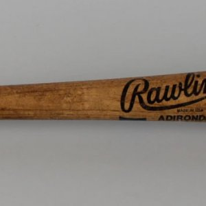 Atlanta Braves - Andruw Jones Game-Used, Signed Baseball Bat - JSA