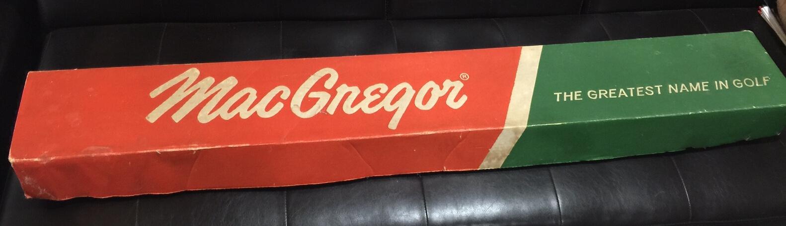 MacGregor VIP Limited 1,3,4,5 Wood Drivers RH Vintage Golf clubs 1970's #80 Set