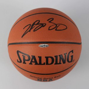 LeBron James Cleveland Cavaliers Signed Official NBA Basketball - COA UDA