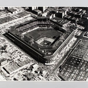 Brooklyn Dodgers Ebbets Field Signed 16x20 Photo - Sandy Amoros, Cal Abrams, Duke Snider & Others - JSA