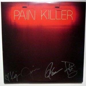 Little Big Town country Pain Killer 2x vinyl LP JSA COA