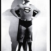 superman george reeves cape