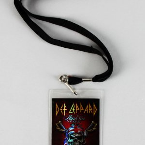 Jimmy Bain's Def Leppard Hysteria On The High Sea's Artist Pass