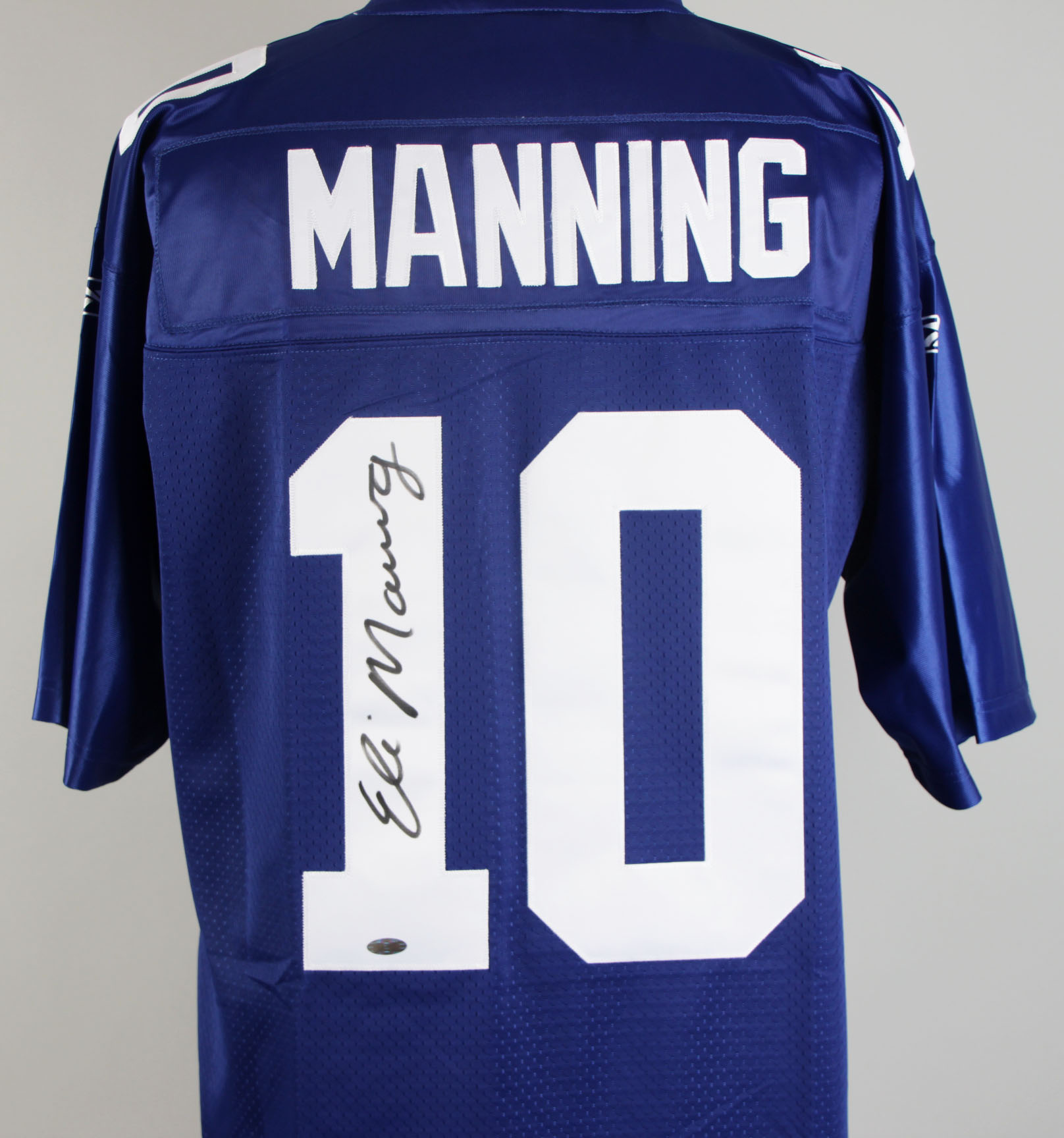 uk availability 3e8a6 3953b Eli Manning Signed Authentic Jersey Giants – COA Steiner | Memorabilia  Expert