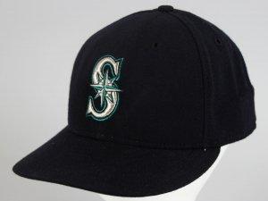 Seattle Mariners - Ken Griffey Jr. Game-Worn Baseball Hat