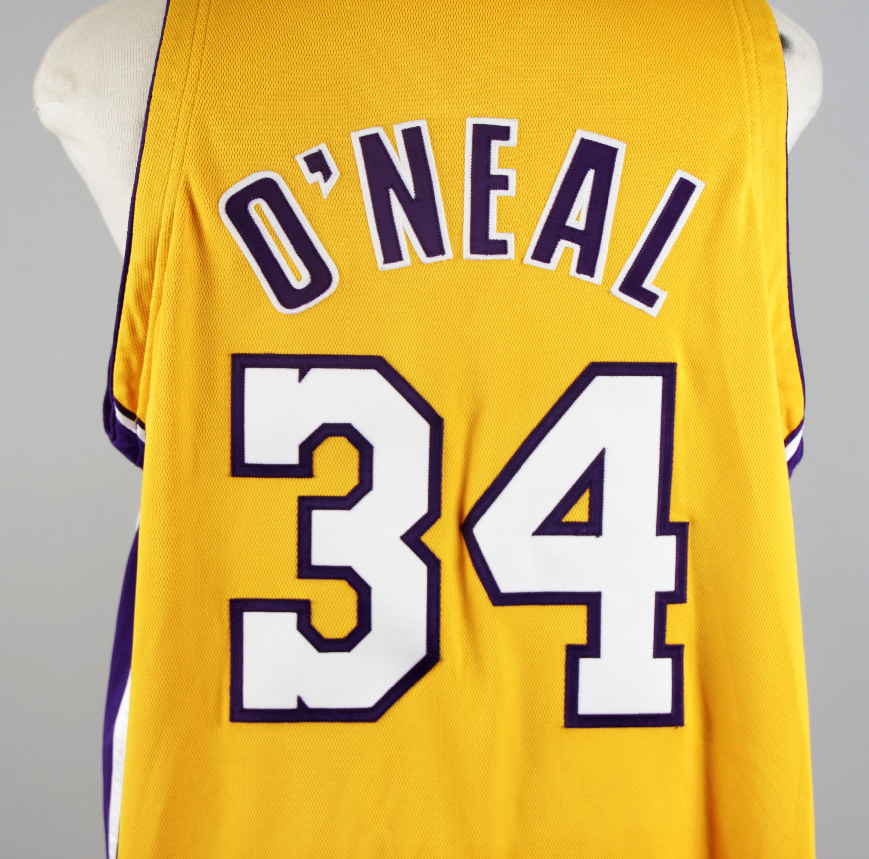 514a38f78b6 1999-00 Shaquille O Neal Game-Worn Los Angeles Lakers Jersey (MEARS LOA)