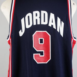 1992 Olympic Basketball - USA Dream Team I - Michael Jordan Team-Issued Jersey