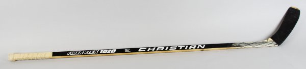 1991-94 Winnipeg Jets - Igor Ulanov Game-Used Hockey Stick - COA