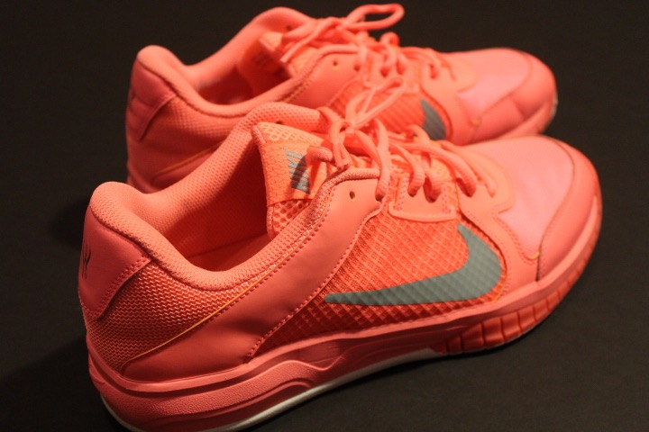 b2b7612ce48 A Pair of Serena Williams Game-Used Custom Nike Tennis Shoes. 2015 WTA  Season.